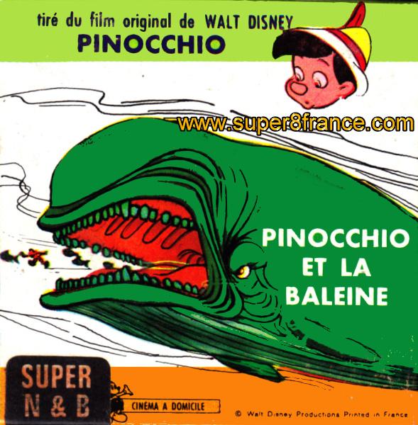 Pinocchio et la baleine walt disney p5284 - Baleine pinocchio ...